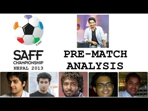 Pre-Match Analysis: India vs Pakistan - SAFF Championship 2013