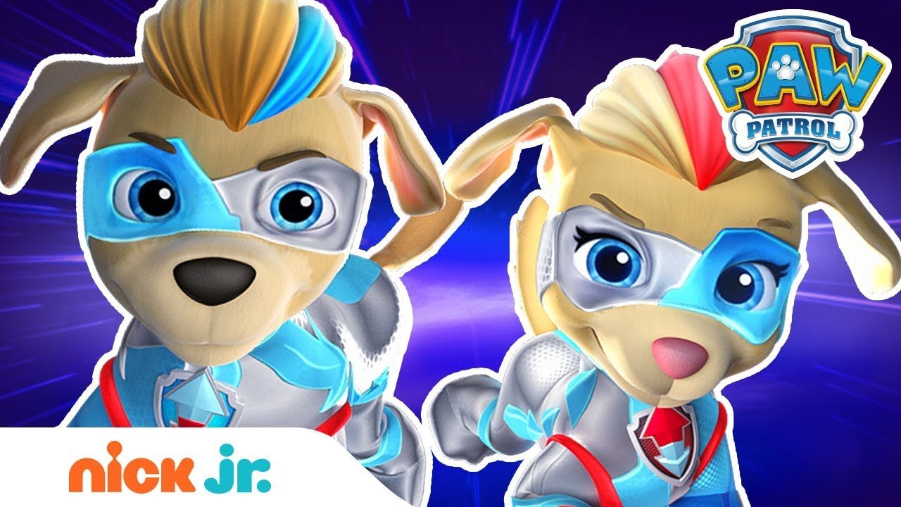 Which Mighty Pup are YOU? 🐶 PAW Patrol | Nick Jr