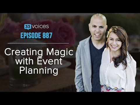 Episode 887 | Creating Magic with Event Planning, with the Co-Founders of Honeybook
