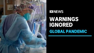 Independent panel finds COVID pandemic was preventable | ABC News