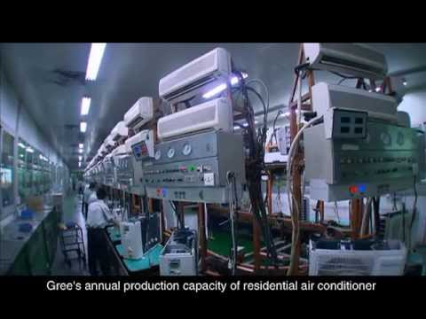 Gree Air Conditioning 2013