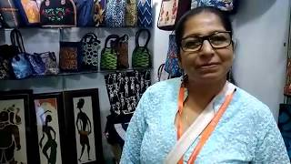 Despite online trend, this Mumbai-based handicraft business prefers to sell offline