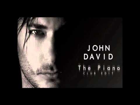 "Single Officiel ""The Piano"" de DJ John-David Secret Story 2"