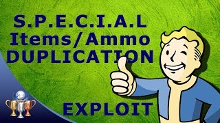 Fallout 4 Duplication Exploit - You