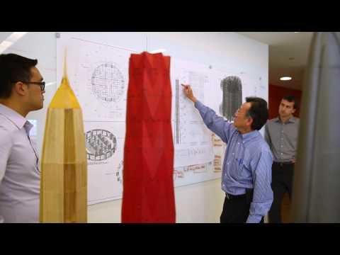 "Dream Big - ""Holding Sway: Wind Engineering"""