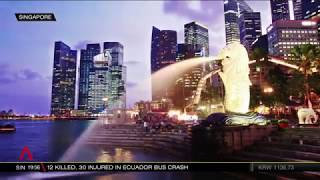 Channel NewsAsia: Primetime Asia long close - 13 August 2018