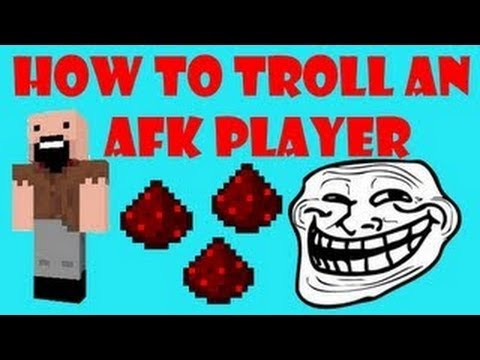 how to make a afk machine