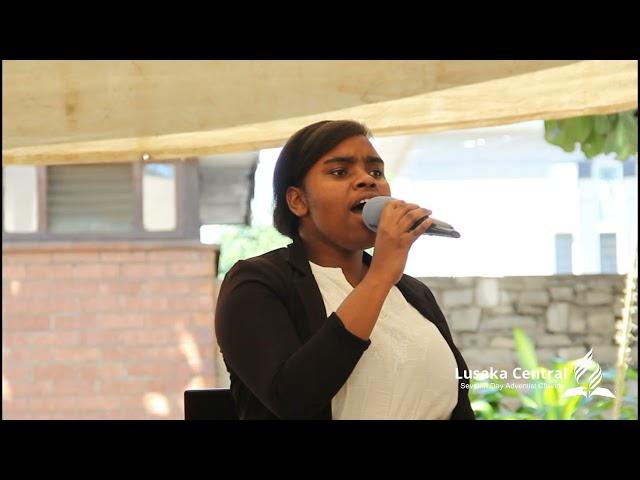 Claudia Kaseka - 'Pray ON'