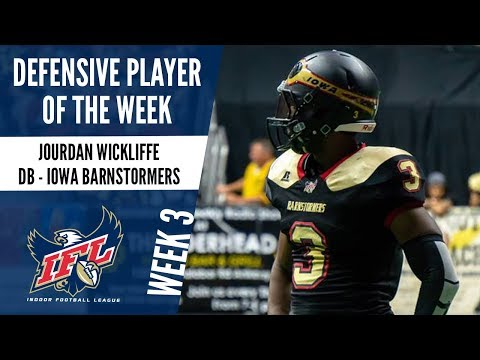 Week 3 Defensive Player of the Week: Jourdan Wickliffe