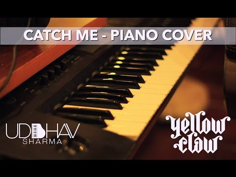 Yellow Claw & Flux Pavilion - Catch Me (PIANO COVER)