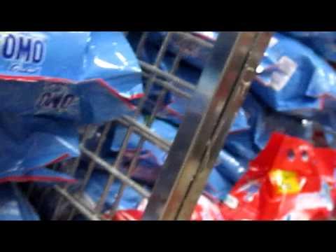 Nguyễn Trường Giang : Quay thực tế tại siêu thị Big C