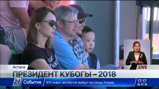 Президент кубогына Қазақстанның 7 теннисшісі қатысуда