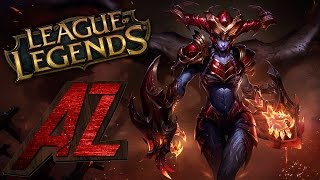 A-Z League of Legends: Shyvana demon