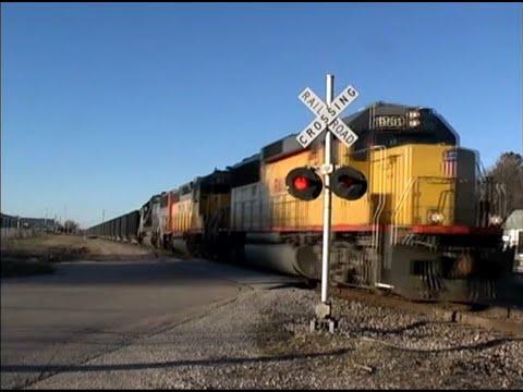 Union Pacific Rock Train 2