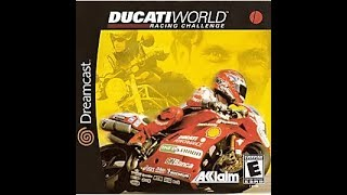 DREAMCAST NTSC GAMES: Ducati World Racing Challenge