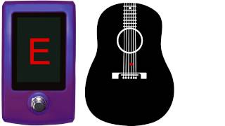 guitar tuner - c# db tuning