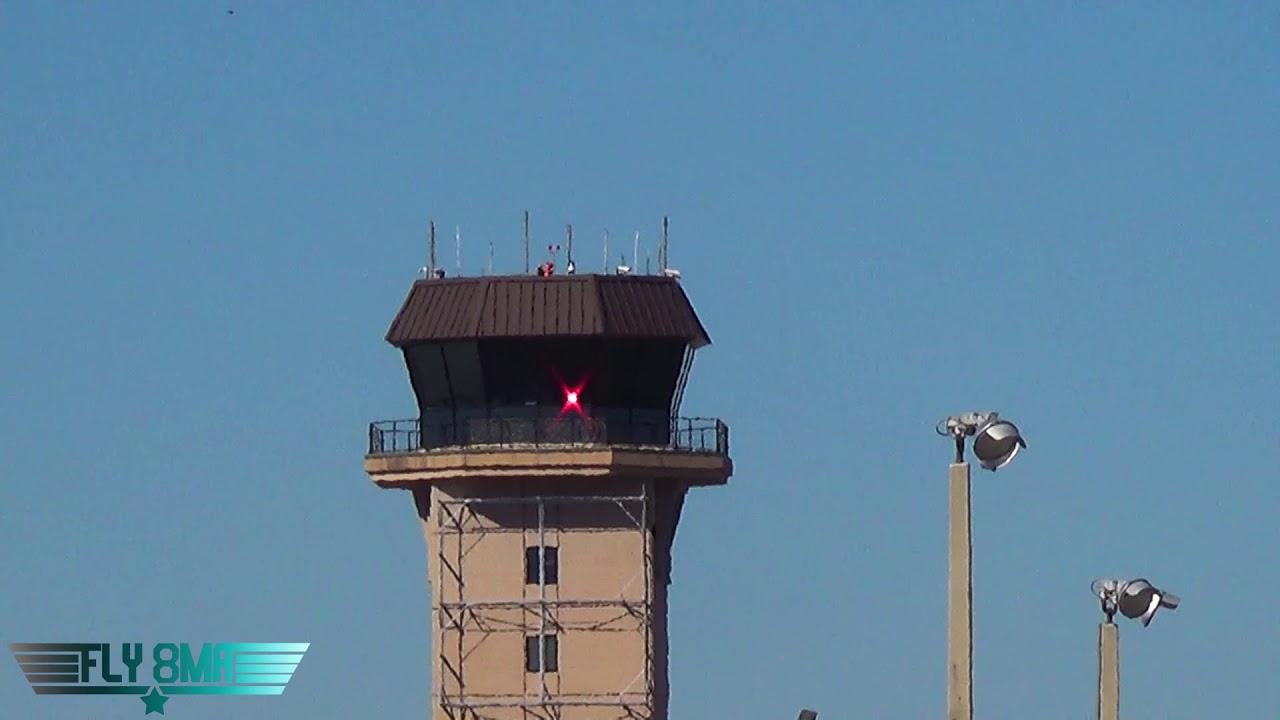 Real Light Gun Signals | ATC Tower
