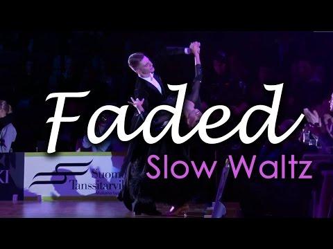 SLOW WALTZ | Dj Ice ft Lenna - Faded (orig. Alan Walker) (29 BPM)