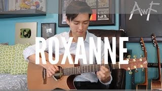 Roxanne - Arizona Zervas - Cover (fingerstyle guitar)
