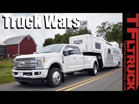 TFLtruck Talk: Heavy Duty Truck Wars Are Back & Torque is the Ultimate Weapon