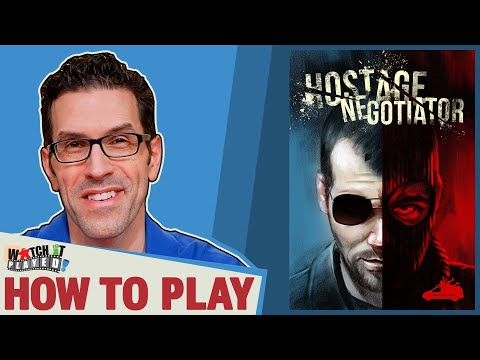 Hostage Negotiator - How To Play