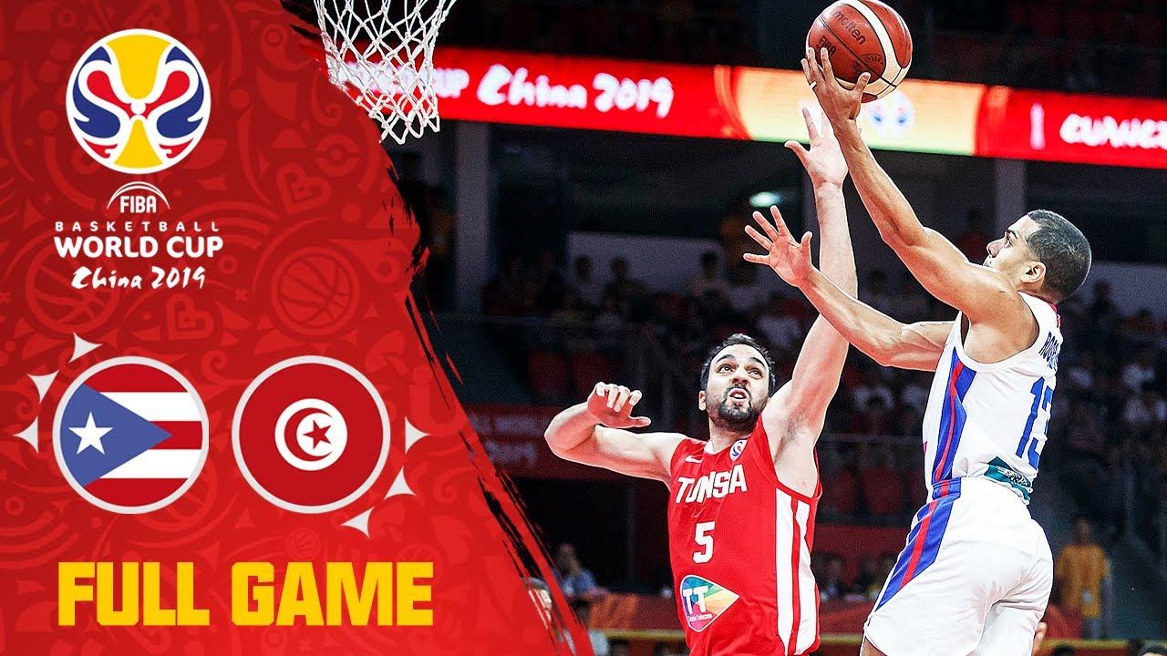 Puerto Rico & Tunisia go head to head! - Full Game
