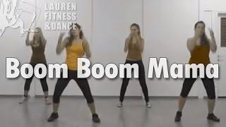 Download Mp3 Zumba ® Fitness Class With Lauren- Boom Boom Mama