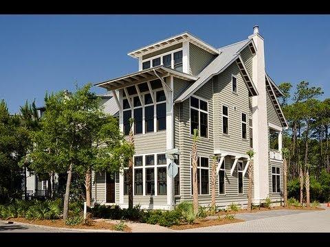 Watercolor Florida 5br Home For Sale 31 Park Row Lane