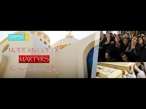 5th Modern Coptic Martyrs Remembrance Day