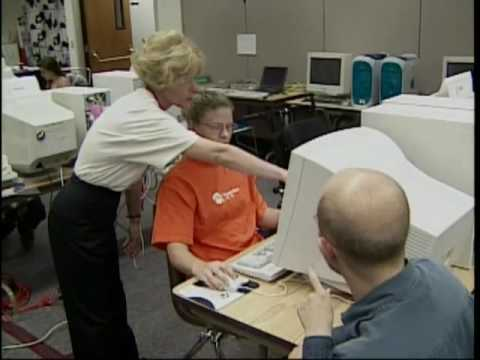 Working Together: Computers And And People With Sensory Impairments