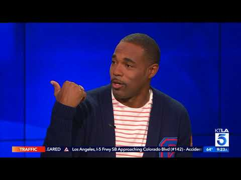 Jason George Fights Fire In The New