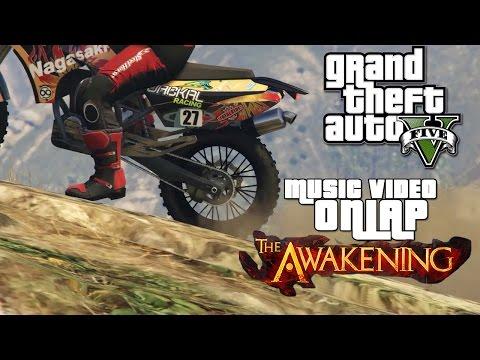 GTA 5 MUSIC VDEO  ONLAP - The Awakening (Rockstar Editor)