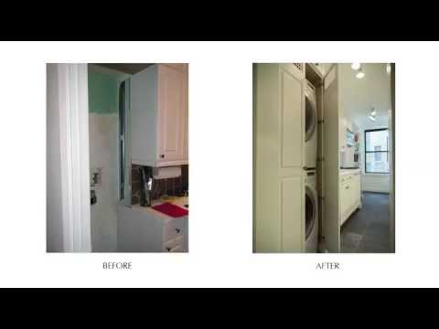 Amazing NYC Kitchen Renovation Before & After - 40 W 77th St