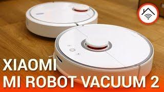 Recensione Xiaomi Mi Robot Vacuum 2, il robot aspirapolvere che lava