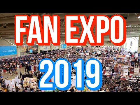 Download Fan Expo Canada - Toronto 2019