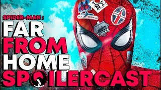 Spider-Man: Far From Home SpoilerCast
