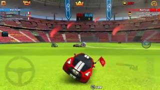 Kick it like Dubai Drift 2 - Pocket Rocket League with my Nissan GTR 35