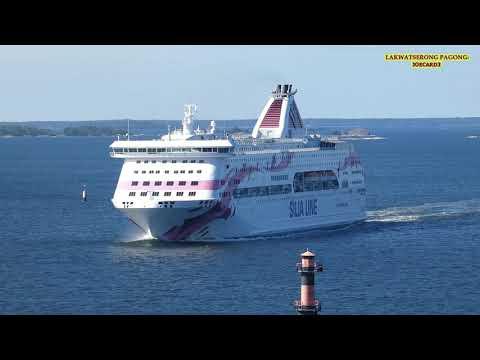 BALTIC PRINCESS FINAL #shipspotting #balticferries