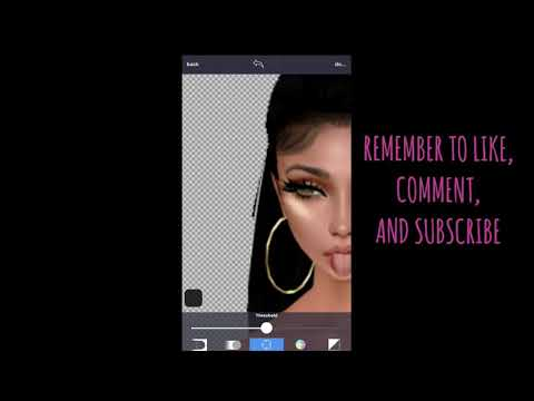 HOW TO EDIT IMVU PHOTOS ON PHONE | IMVU HACKS