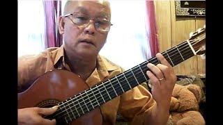 Tôi Đi Giữa Hoàng Hôn (Văn Phụng) - Guitar Cover by Hoàng Bảo Tuấn