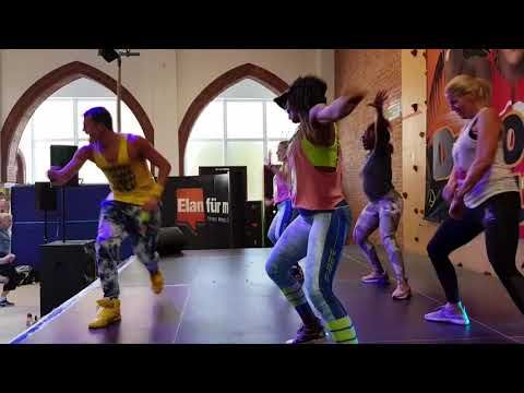 Zumba Fitness Vibes LIVE from Hannover - Germany