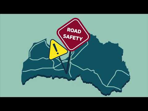 3 Steps To Safe Roads In Latvia
