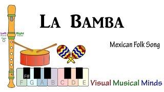 La Bamba ~with lyrics, notation, and chords~
