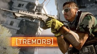 ► TREMORS! - Battlefield 3: Aftermath