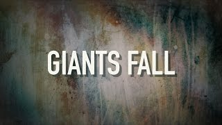 giants fall lyric video francesca battistelli