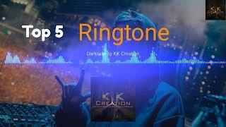 #ringtoneguru top 5 english ringtone ||kk creation||link in description box