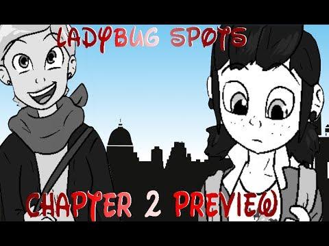 """Ladybug's Spots"" Miraculous Ladybug Comic Dub Chapter 2 Preview"
