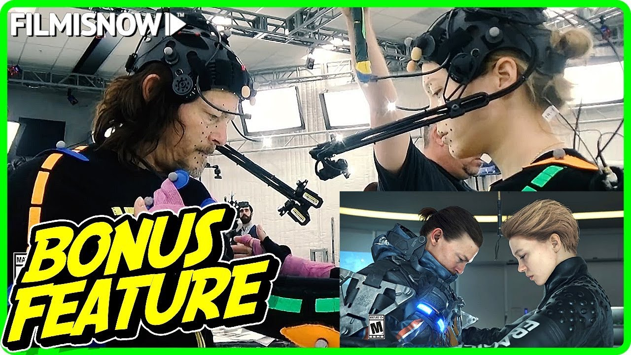 DEATH STRANDING | Capturing Performance Featurette (Video Game)
