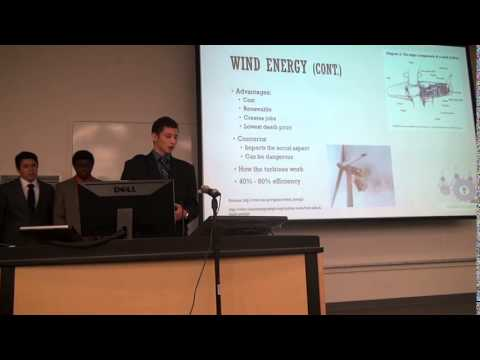 Final Presentations (Mechanical Engineering Group)