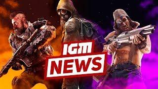 IGM News: S.T.A.L.K.E.R. 2, Rage 2 и Black Ops IIII